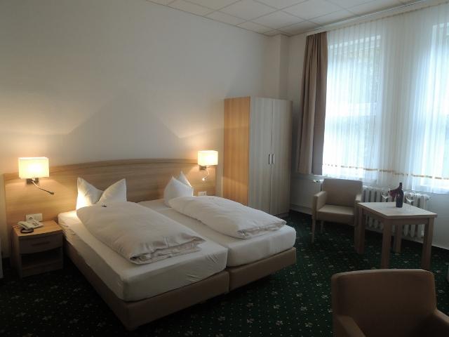 Doppelzimmer, Hotel Brockenscheideck