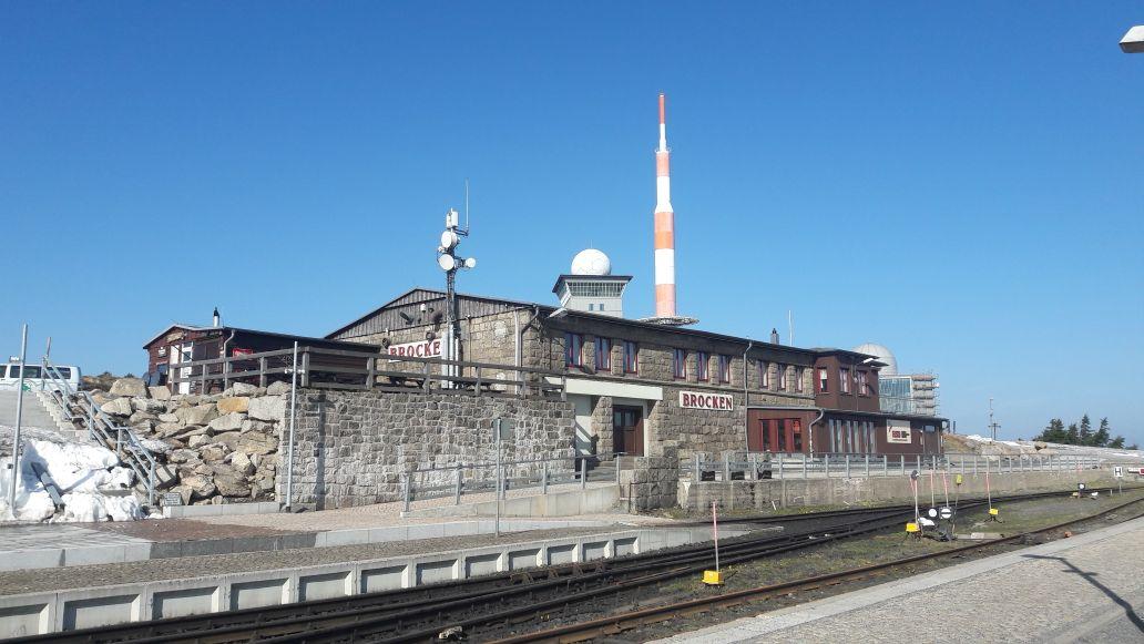 Brockenbahnhof